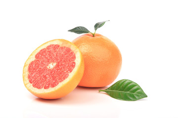 Tasty grape-fruit