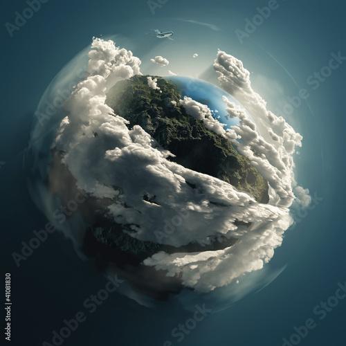 Plakat Planeta Ziemia 41081830 Kosmos Ziemia Planeta Plakaty