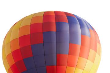 Heißluftballon (freigestellt)