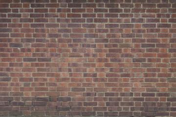 A brick wall at high resolution