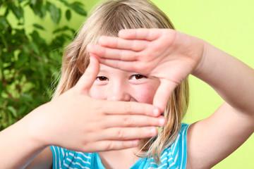 Focus - Sicht & Blickwinkel eines Kindes