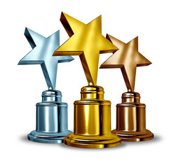 Star Award Trophies