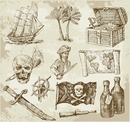 pirate collection
