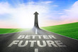 Road to better future