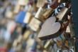 Paris romantique - cadenas du Pont des Arts