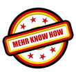 Sternen Stempel srg rel MEHR KNOW HOW