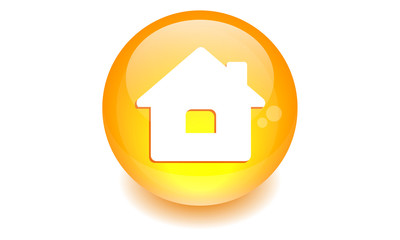 Sphere House icon.