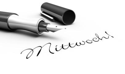 Mittwoch - Stift Konzept