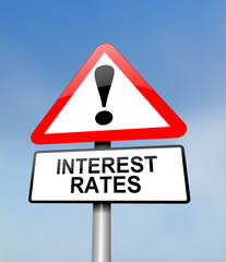 Interest rates.