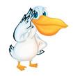 Pelican character
