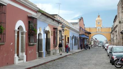 Arco de Santa Catalina, Antigua Guatemala, Guatemala