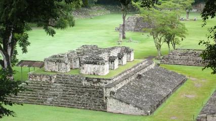 La Gran Plaza, Copán, Honduras