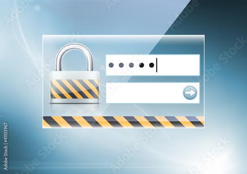 počítačová bezpečnost koncepce