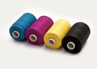 Rocchetti di filo da colorati