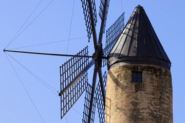 Ancient windmill