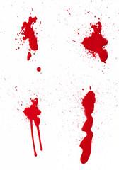 Blood Spatter III