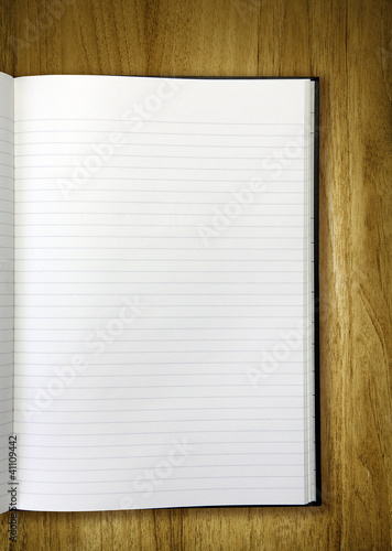 open notepad