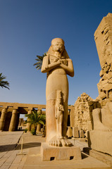 Ramses Karnak Temple