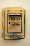 Postbox in France poster