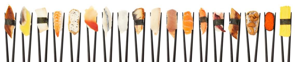 Sushi Line-Up