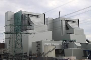Kraftwerk Hamburg Moorburg
