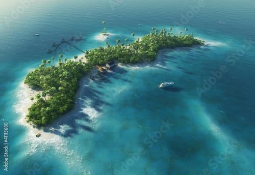 Fototapeten,insel,tropisch,paradise,reisen