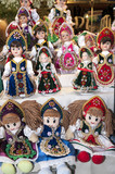 Traditional Hungarian Dolls for sale in Budapest Hungary