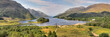 Panorama of the Glenfinnan Monument and Loch Shiel,Scotland - 41118028