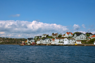 Lyngor, ein beliebtes Reiseziel an der Südküste Norwegens