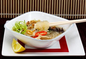 Noodle Chicken Soup