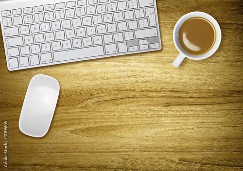computer break
