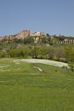 Fototapety Casole d'elsa, Siena, Toscana Italia