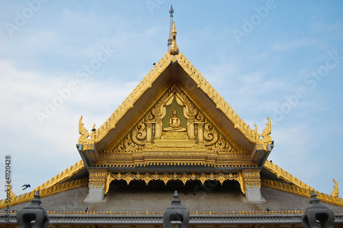 sothon temple in siam