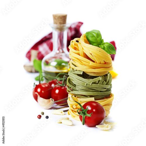 Włoski makaron