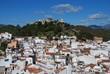 Whitewashed village, Monda, Andalusia, Spain © Arena Photo UK