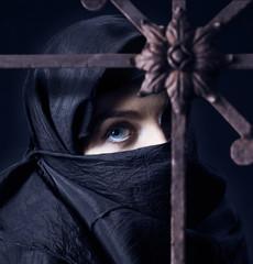 arabic woman.