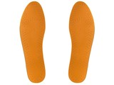 Plantillas de cuero, leather insoles.