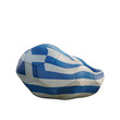 greece deflated soccer ball