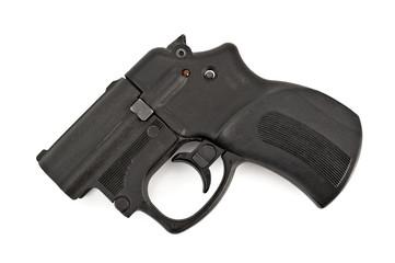 Traumatic gun