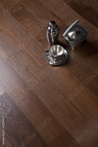 Local picture like the wood floor
