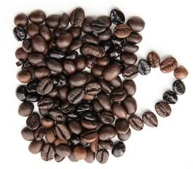 cafe grano taza señal