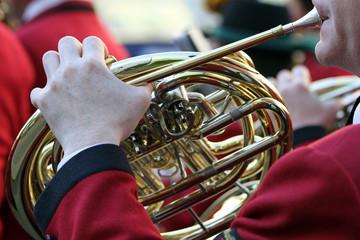 Hornspieler