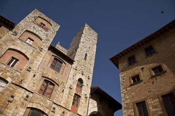 Sangimignano, Toscana,  Siena, Italy