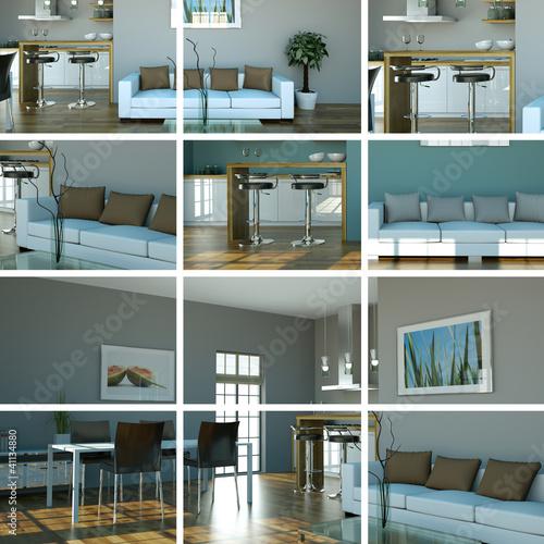 Bildersammlung - Wohnzimmer