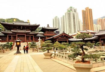Китай Гонконг архитектура