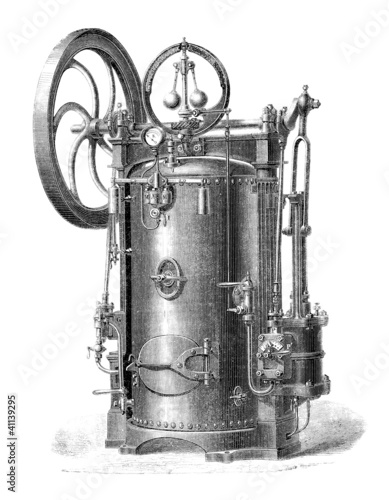 Steam Machinery - 19th century