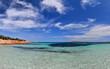 Wunderschöne Badebucht Costa Smeralda Sardinien