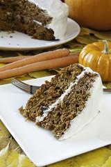 Thanksgiving Carot Cake