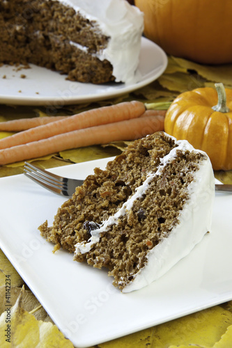 Thanksgiving Carot Cake