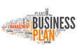 "Word Cloud ""Business Plan"""